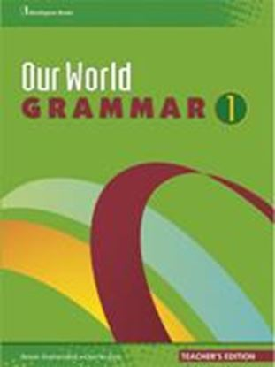 Εικόνα της OUR WORLD 1 TCHR'S GRAMMAR