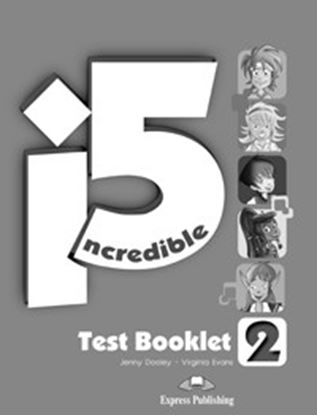 Εικόνα της INCREDIBLE 5 2 TEST BOOKLET (INTERNATIONAL)