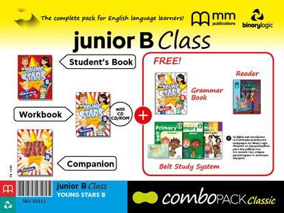 Εικόνα της Combo Pack Jb Class Young stars Β