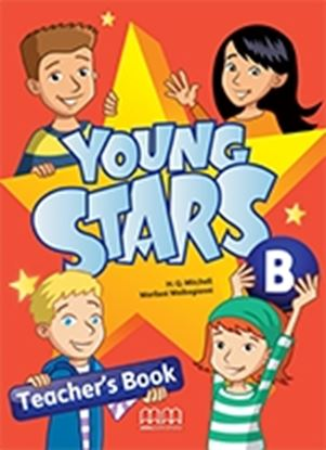 Εικόνα της Young Stars B - Teacher's Resource Βοοk k