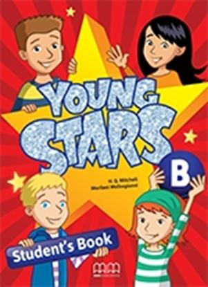 Εικόνα της YOUNG STARS B' Student's Book