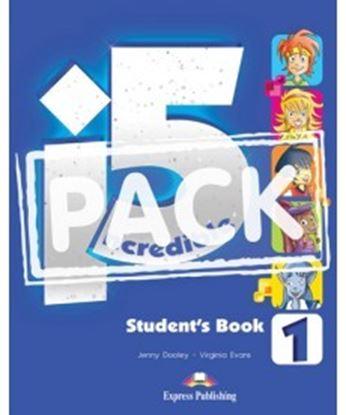 Εικόνα της INCREDIBLE 5 1 POWER PACK 1 (+ LET'S CELEBRATE + I 5 1 PRESENTATION SKILLS + IEBOOK + WB DIGIBOOKS APP.)