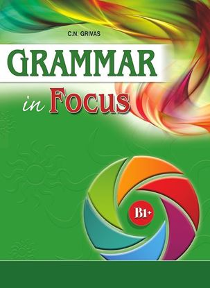 Εικόνα της GRAMMAR IN FOCUS B1+ SB
