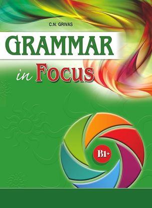 Εικόνα της GRAMMAR IN FOCUS B1+ SB