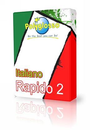 Εικόνα της POLYGLOSSO ΙΤΑΛΙΚΑ RAPIDO 2(ΕΝΤΑΤΙΚΟ ΕΝΗΛΙΚΩΝ)