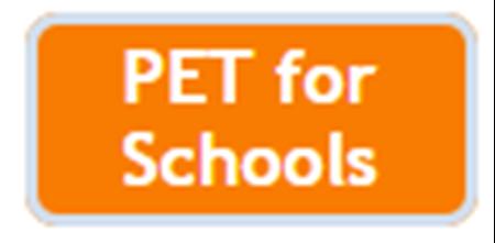 Εικόνα για την κατηγορία PET for Schools