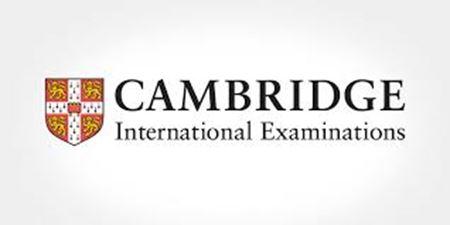 Εικόνα για την κατηγορία Cambridge CIE