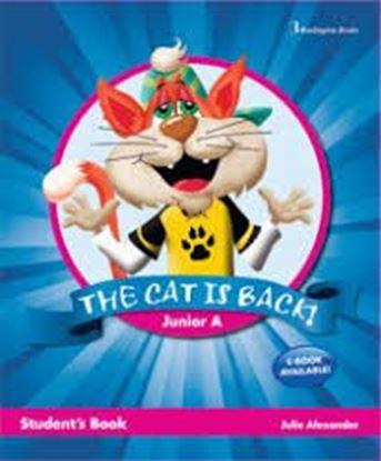 Εικόνα της THE CAT IS BACK JUNIOR A STUDENT'S BOOK (+ BOOKLET)