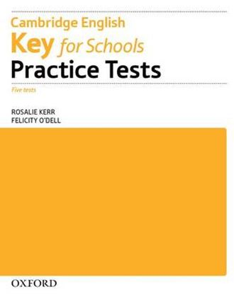 Εικόνα της KEY FOR SCHOOLS PRACTICE TESTS W/O KEY
