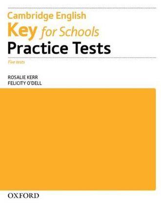 Εικόνα της KEY FOR SCHOOLS PRACTICE TESTS W/O KEY