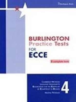 Εικόνα της BURLINGTON PRACT. TESTS MICH. ECCE 4 SB