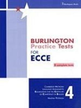 Εικόνα της BURLINGTON PRACT. TESTS MICH. ECCE 4 SB