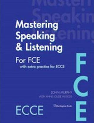 Εικόνα της MASTERING LISTENING & SPEAKING FCE SB