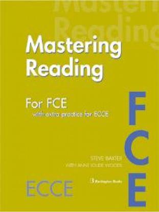 Εικόνα της MASTERING READING B2 FCE SB
