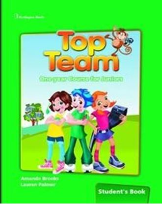 Εικόνα της TOP TEAM JUNIOR A & B (ONE YEAR) SB (+ STARTER BOOK)