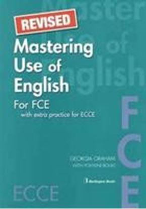 Εικόνα της REVISED MASTERING USE OF ENGLISH FCE + ECCE SB (+ EXTRA PRACTICE FOR ECC) E)