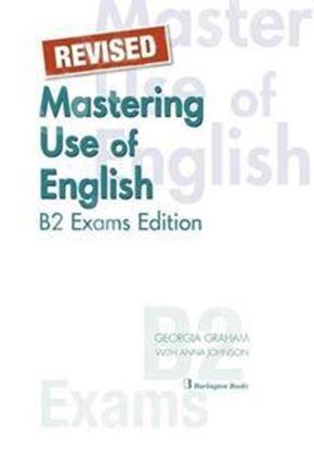 Εικόνα της MASTERING USE OF ENGLISH B2 SB