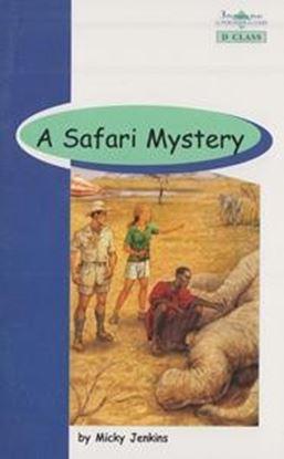 Εικόνα της BR D CLASS: SAFARI MYSTERY (+ GLOSSARY + ANSWER KEY)