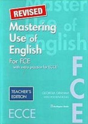 Εικόνα της MASTERING USE OF ENGLISH FCE + ECCE TCHRS