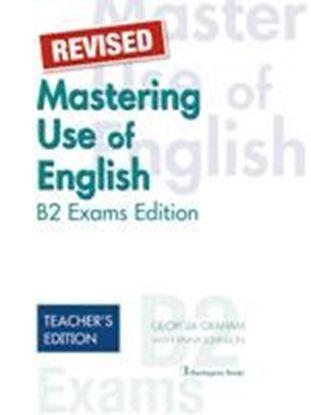 Εικόνα της MASTERING USE OF ENGLISH B2 TCHR'S