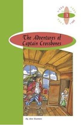 Εικόνα της BR A CLASS: ADVENTURES OF CAPTAIN CROSSBONES (+ CD) (+ GLOSSARY + ANSWER KEY)