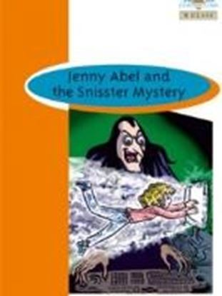 Εικόνα της BR B CLASS: JENNY ABEL AND THE SNISSTER MYSTERY (+ CD) (+ GLOSSA RY + ANSWER KEY)