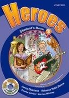 Εικόνα της HEROES 3 SB (+ CD)