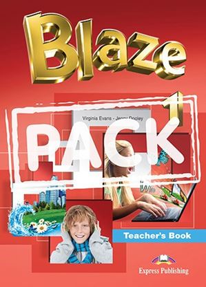 Εικόνα της BLAZE 1 TEACHER S PACK