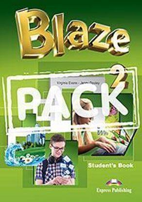Εικόνα της BLAZE 2 STUDENTS BOOK