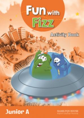 Εικόνα της Fun with Fizz Junior A Activity Book