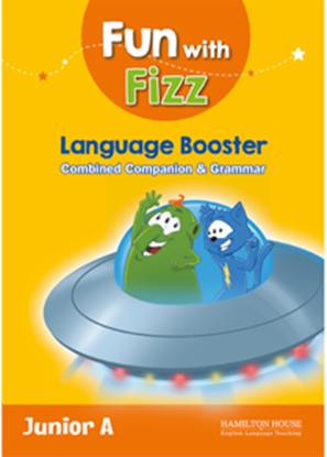 Εικόνα της Fun With Fizz Junior A Language Booster (Companion+ Grammar)