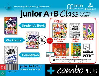 Εικόνα της COMBO PLUS YOUNG STARS A&B JUNIORS CLAS