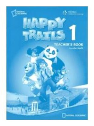 Εικόνα της Happy Trails 1 Grammar Teacher's Book