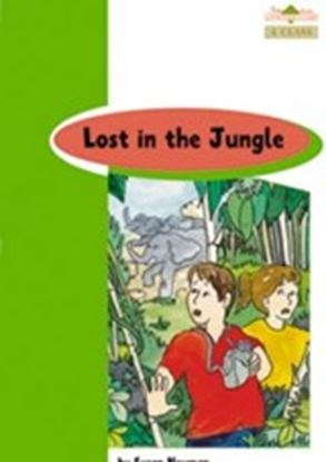 Εικόνα της BR A CLASS: LOST IN THE JUNGLE (+ GLOSSARY + ANSWER KEY)