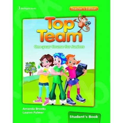 Εικόνα της TOP TEAM JUNIOR A & B (ONE YEAR) TCHRS