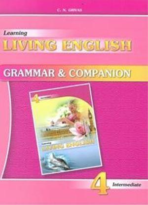 Εικόνα της LEARNING LIVING ENGLISH 4 GRAMMAR & COMPANION