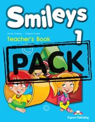Εικόνα της SMILEYS 1 TEACHER'S (Interleaved withPOSTERS set of 7 & Let's ce lebrate 1)