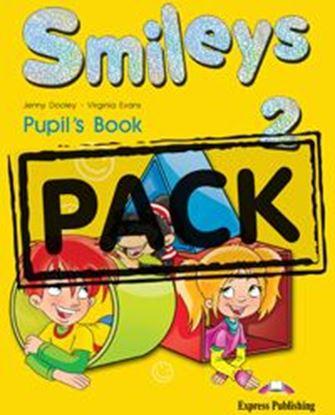 Εικόνα της SMILEYS 2 PUPIL'S PACK (GREECE) (Student_s, Let_s Celebrate 2, i eBook (Greece ), PUPILS MULTI-ROM 1)