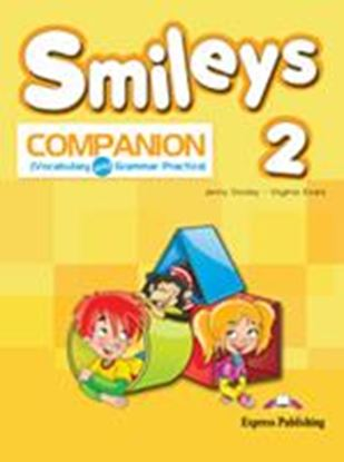 Εικόνα της SMILEYS 2 COMPANION (VOCABULARY AND GRAMMAR PRACTICE) GREECE