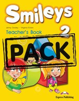 Εικόνα της SMILEYS 2 TEACHER'S BOOK (Interleaved with POSTERS set of 7 & L et's celebrate 2)
