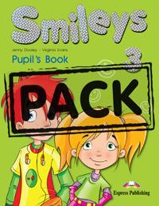 Εικόνα της SMILEYS 3 PUPIL'S PACK (GREECE) (Pupil_s Book, Let_s Celebrate 3 , Pupil_s Multi-Rom 1, My Alphabet Bo