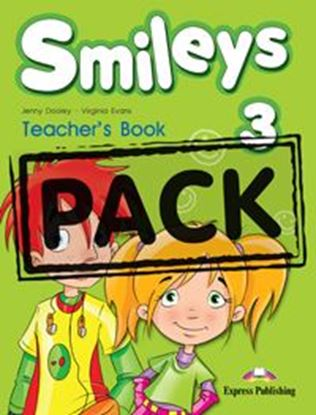 Εικόνα της SMILEYS 3 TEACHER'S BOOK (Interleavedwith POSTERS set of 10 & Le t's celebrate 3)