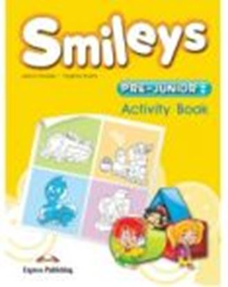 Εικόνα της SMILEYS PRE-JUNIOR ACTIVITY BOOK (GREE CE)