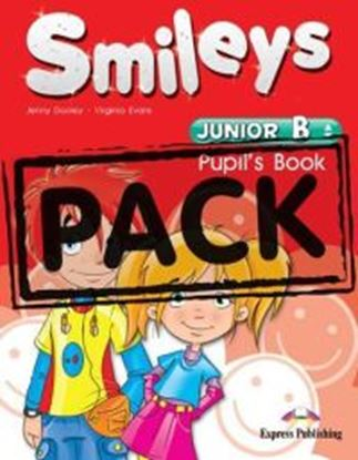 Εικόνα της Smileys Junior B Pupil's Pack ( Pupil's Book + Let's celebrate 4 + P's Multi-Rom 1 + iebook, ZACHARY