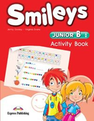 Εικόνα της SMILEYS JUNIOR B ACTIVITY BOOK (GREECE)