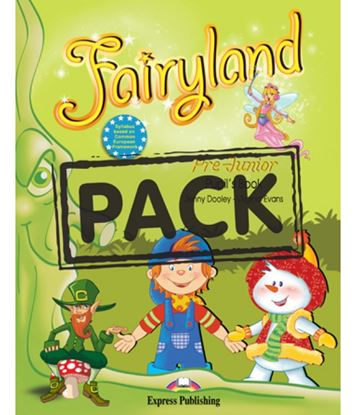 Εικόνα της FAIRYLAND PRE-JUNIOR POWER PACK (PUPIL 'S,CD,DVD,ieBOOK,ACTIVITY)