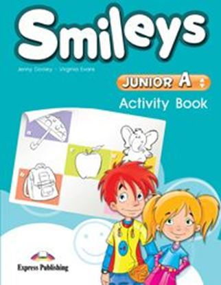 Εικόνα της SMILEYS JUNIOR A ACTIVITY BOOK (GREECE)