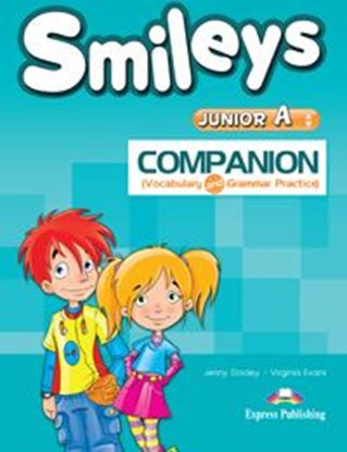 Εικόνα της SMILEYS JUNIOR A COMPANION (VOCABULARY  AND GRAMMAR PRACTICE) (GREECE)