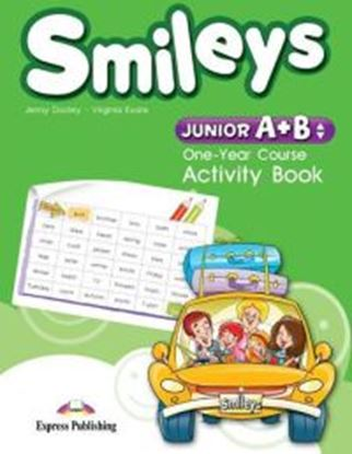 Εικόνα της SMILEYS JUNIOR A+B ONE YEAR COURSE ACTIVITY BOOK (GREECE)
