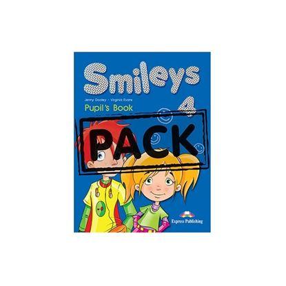 Εικόνα της SMILEYS 4 POWER PACK (GREECE) (S'S, LE TS' CELEBRATE 4,MULTI-ROM 1, IE-BOOK,ACTIVITY BOOK,COMPANION)